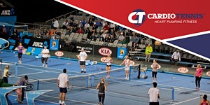 Cardio Tennis Training Course (LEVEL 1) coming to...