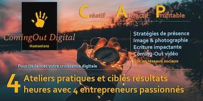 Reset Digital Humaniste : CAP sur votre croissance grâce aux réseaux sociaux à Caen