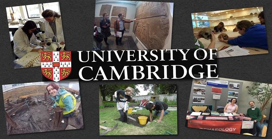 Department of Archaeology Open Day