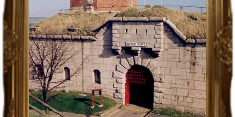 GHOST HUNT - Nothe Fort - Weymouth - Saturday 29th June 2019