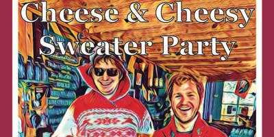 Cheese & Cheesy Sweater Party