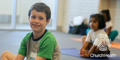 Yoga For Children age 7-12   Winter 2019