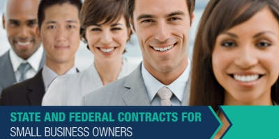 State and Federal Contracts for Small Business Owners- Leadership Training AZ