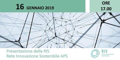 Presentazione Rete Innovazione Sostenibile - 16 Gennaio 2019