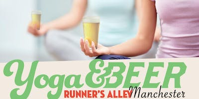 Yoga & Beer with Yoga Balance