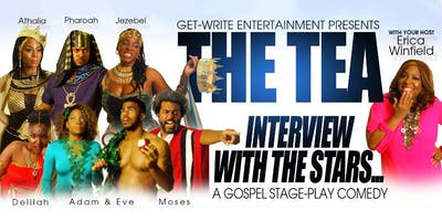 The Tea - Interview With The Stars