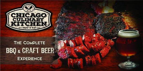 The Complete BBQ and Craft Beer Experience tickets