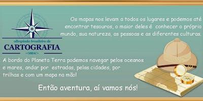 III Olimpíada Brasileira de Cartografia - OBRAC 2019
