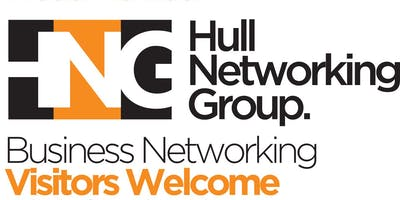 Thursday morning business networking meeting Hull Networking Group