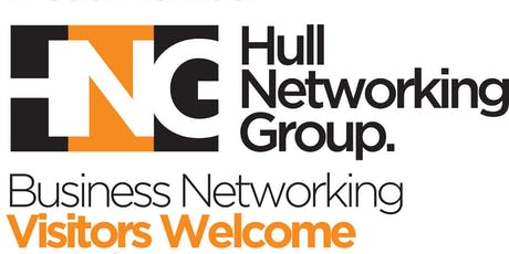 Thursday morning business networking meeting Hull Networking Group tickets