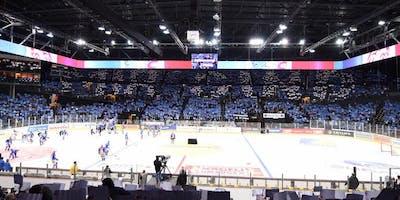 Canadian-Swiss Chamber of Commerce Hockey Night - Zürich