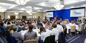3rd Annual TEACH Conference: Growing a Science Mindset...