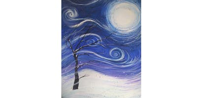 """Fun """"Painting & Pizza"""" Event at California Pizza Kitchen."""