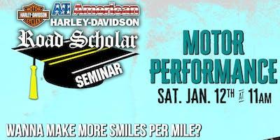 Motor Performance Seminar