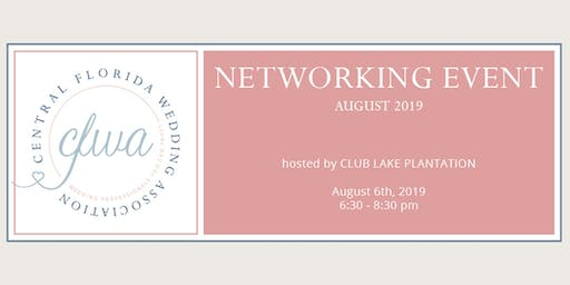 CFWA August Networking Event at Club Lake Plantation