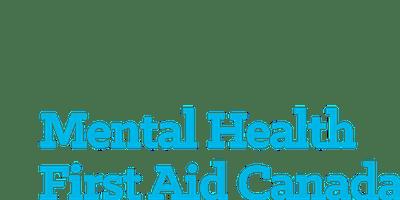 Mental Health First Aid Training - CMHA Hamilton