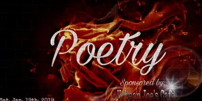 BWE Entertainment Presents: Poetry