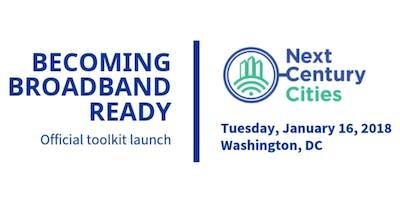 Toolkit Launch: Becoming Broadband Ready