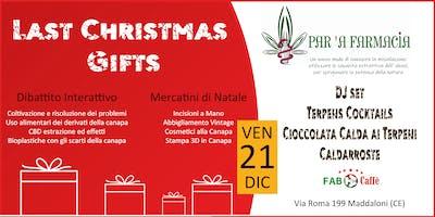 LAST CHRISTMAS GIFTS - Par A Farmacia