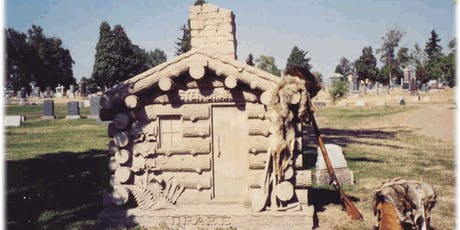Cemetery Symbolism tour at Riverside Cemetery  tickets