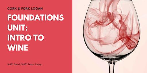 DC -- Foundations Unit: Intro to Wine