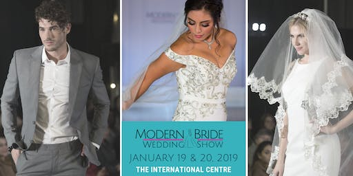 modern bride wedding show january 19 20