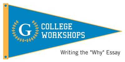 """Writing the """"Why"""" Essay (or Saying """"I Do"""" to Colleges!)"""