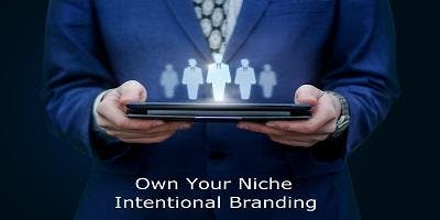 """Own Your Niche - Intentional Branding! - 3 Hours CE Lawrenceville"