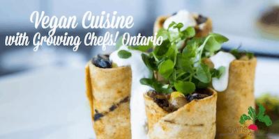 Adult Monthly Cooking Class - Vegan Cuisine