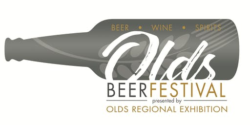 Olds Beer Festival featuring Craft Beer, Wine, Mead & Spirits