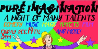 Pure Imagination: A Night of Many Talents Benefiting The Pablove Foundation