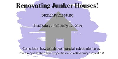 Renovating Junker Houses- Michigan REI January Monthly Meeting