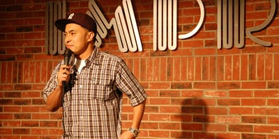 Slice of Comedy headlining Vince Royale