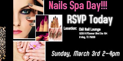Nails Spa Day