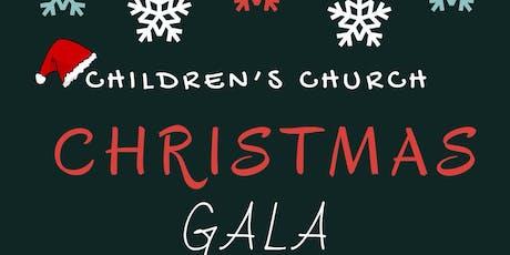 Children's Church Christmas Gala tickets