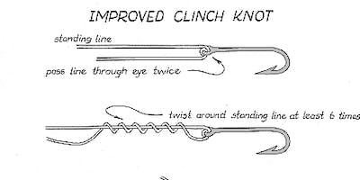 Florida Saltwater Fishing 101: Knot Tying