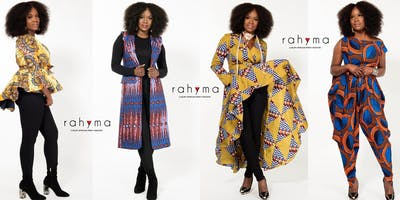 Rahyma Pop Up Shop East End Toronto/Durham region