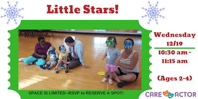 Little Stars! Trial Class
