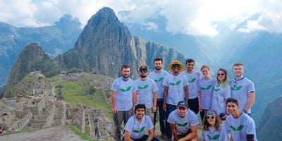 King's climbs Machu Picchu
