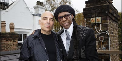 A Conversation With Nile Rodgers And Merck Mercuriadis