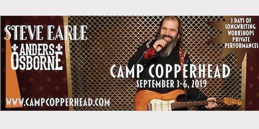 Steve Earle's Camp Copperhead