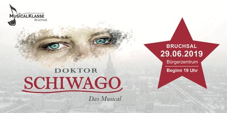Doktor Schiwago - Das Musical Premiere Tickets