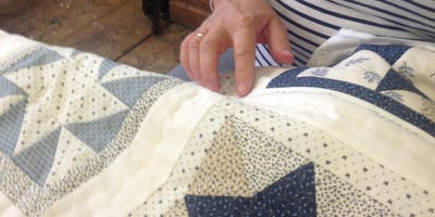 Patchwork Projects £30 - Saturday 9th March 1.30pm – 4.30pm