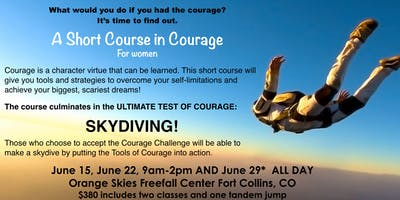 Short Course in Courage for Women
