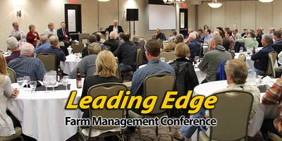 Leading Edge Farm Management Conference 2019