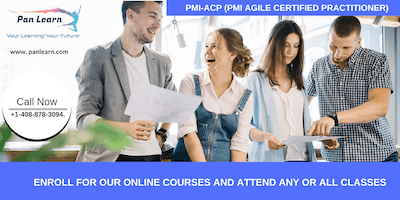 PMI-ACP (PMI Agile Certified Practitioner) Training In Lakewood Township, NJ