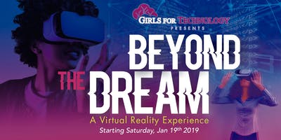 Girls For Technology Beyond The Dream A Virtual Reality Experience