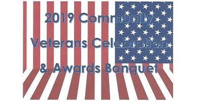 2019 Community Veterans Celebration & Awards Banquet