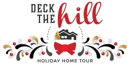 Deck the Hill 2019 Holiday Home Tour