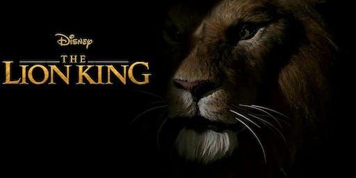 2019 Lion King Movie Premiere